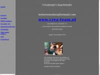 Welkom bij Createam's kaartensite!