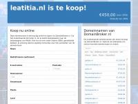leatitia.nl