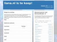 liana.nl is te koop!