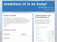 stadstaxi.nl