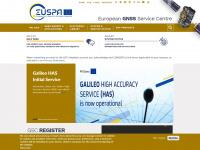 Gsc-europa.eu - European GNSS Service Centre | European GNSS Service Centre