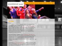 Koorregieboek.nl - KOORREGIE boek