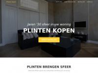 Plinten kopen - Een concept van MooiePlinten b.v.