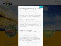Pvcycle.be - PV Cycle BE | PV CYCLE/fotovoltaïshe terugname- en recyclingprogramma