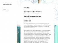 Adminet.be Webdirectory 2.0 bedrijfspresentaties