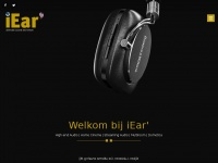 Highend-geluidsspecialist.nl - Home - iEar - Ultimate Sound and Vision