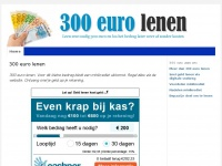 300eurolenen.net