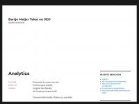 Bartjes Blog - Bartje Meijer Tekst en SEO