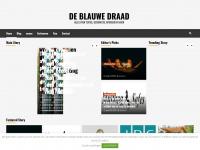 Deblauwedraad.be - Home - De Blauwe Draad