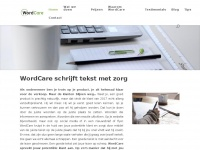HOME - WordCare.nl