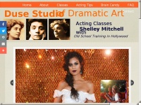 Shelleymitchell.org - Method Acting Class – Shelley Mitchell Teaches Dramatic Art for Film in Los Angeles