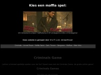 Criminals Game:: Online RPG Game