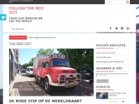 Followthereddot.nl - Follow the Red Dot – From our window we see the world