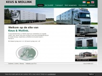 Keus & Mollink Internationaal transport