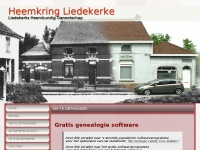 OM TE ONTHOUDEN | Heemkring Liedekerke