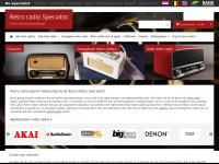 Retro radio kopen? Natuurlijk bij de Retro Radio Specialist!