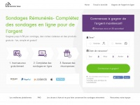 Gagnez des récompenses en échange de votre opinion   SurveyBee.fr