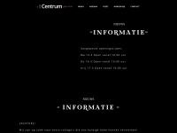 """Centrumudenhout.nl - """"t Centrum Udenhout, voor een lunch, borrel of feest  Centrumudenhout"""