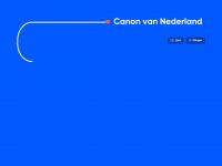 Canonvannederland.nl - De Canon van Nederland