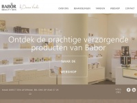 Bbs-desireevreriks.nl - Babor Beauty Spa Desiree Vreriks, het welverdiende genieten