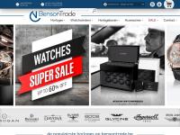 Horloges, watchwinders en horlogeboxen bij BensonTrade.be. Gratis verzending, duidelijke garantie en snelle levering