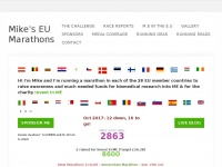 mikeseumarathons.eu
