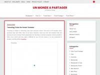 unmondeapartager.org