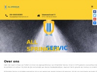 All Sprinkler Service | All Sprinkler Service