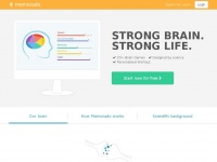 Memorado.cz - Brain games and brain training online - Memorado