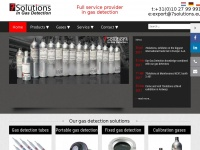 7solutions.eu - 7Solutions - Full service provider in gas detection - 7Solutions In Gas Detection