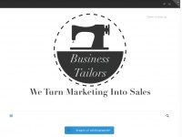 Business Tailors, Marketingbureau Amsterdam: ROI is key!