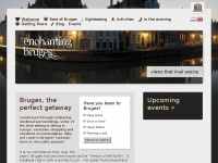 Enchantingbruges.com - Welcome | Enchanting Bruges