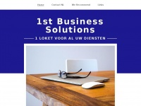1stbusinesssolutions.com