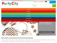 Partycity.de - Party Deko & Kostüme | Party City