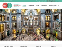 Antwerpconventionbureau.be - Antwerp Convention Bureau - Free advice - Antwerp Booking Desk