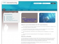 Cstautomatisering.nl - CST Automatisering B.V. – Makes IT easier