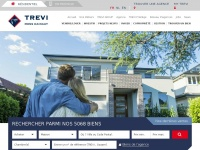 Trevimons.be - TREVI MONS HAINAUT - Agence immobilière (Vente, Location, Syndic, Gestion
