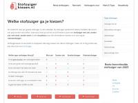 Stofzuigerkiezen.nl - Stofzuigerkiezen