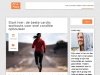 http://fitenhappy.nl/cardio-workouts-conditie-opbouwen/