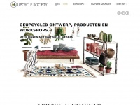 Upcyclesociety.nl - Account Suspended