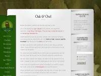 Oakandowl.nl - Oak and Owl | Oak and Owl, Leeuwarden, Coaching, TRainingen, Nehalennia | Oak and Owl