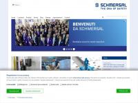 Schmersal.it - Schmersal Italia: Interruttori di sicurezza, sensori di sicurezza
