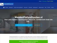 Wandenplafondspuiten.nl - Wand en Plafond Spuiten