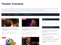 Theaterinfriesland.nl - Theater Friesland - Alles over theaters in Friesland