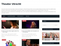 Theaterinutrecht.nl - Theater Utrecht - Alles over theaters in Utrecht