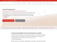 Acupunctuur Haarlem Yuk Chi → Modern en Professioneel