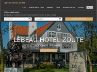lebeauhotelzoute.be