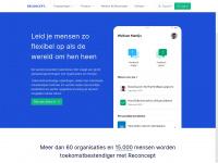 Reconcept · partner in e-Health & e-Learning · Reconcept