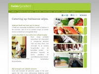 Cucina-excellent.nl - Italiaanse catering - cateraar -  Private chef - homecooking  in Den haag en Voorburg - Cucina Excellent
