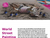 Worldstreetpainting.nl - Home - World Street Painting 2018 - Zwolle & Arnhem